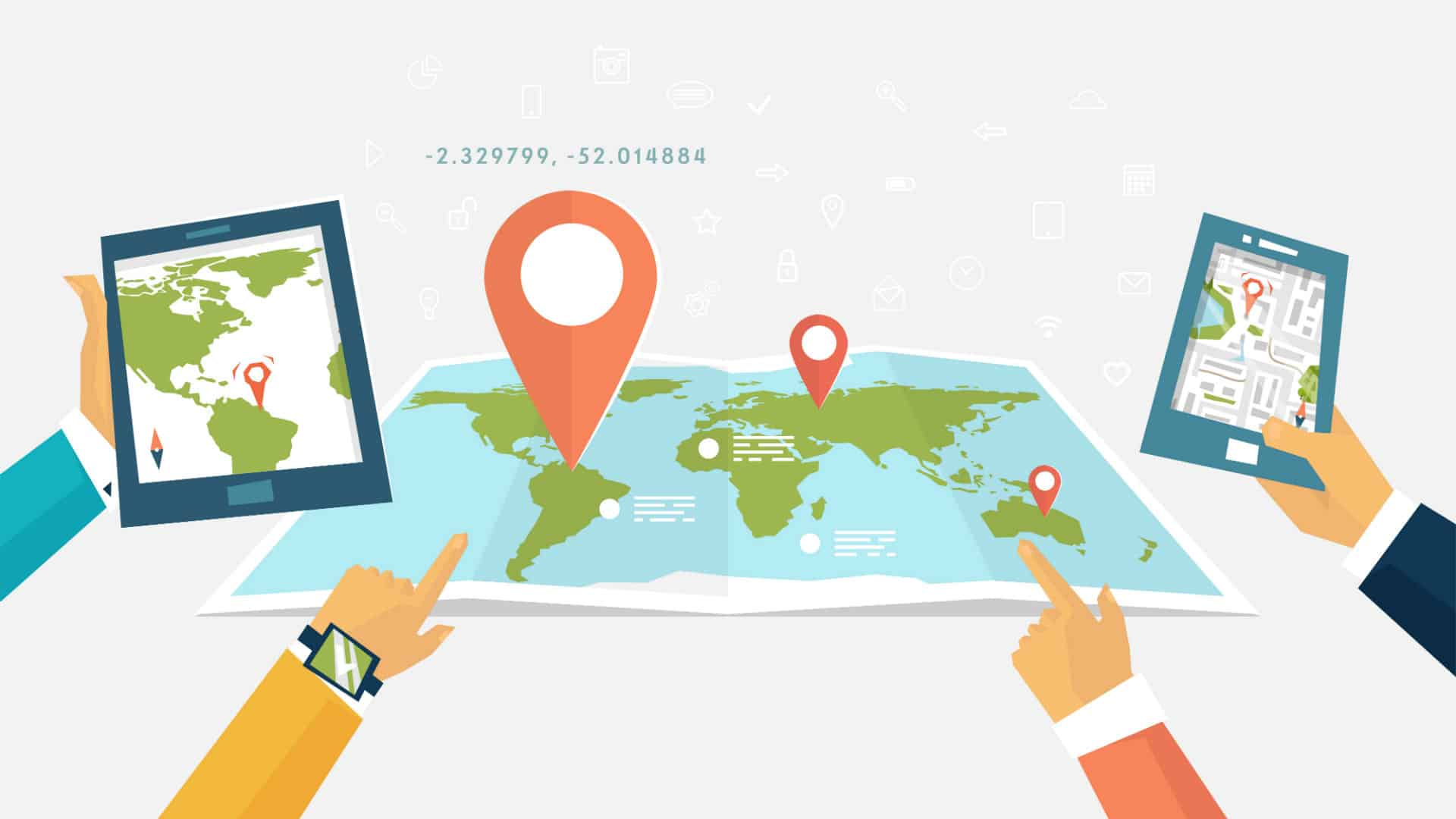 Geolocation important for a company?